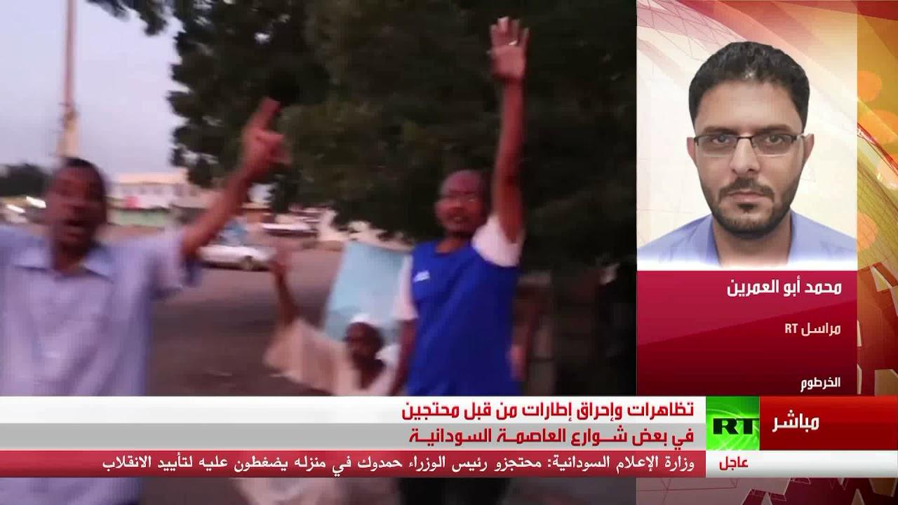 انتشار عسكري في الخرطوم واعتقال أغلب أعضاء مجلس الوزراء السوداني  - 10:54-2021 / 10 / 25