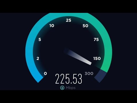 Tm Unifi Turbo 300mbps Speed Test Tm Server Youtube