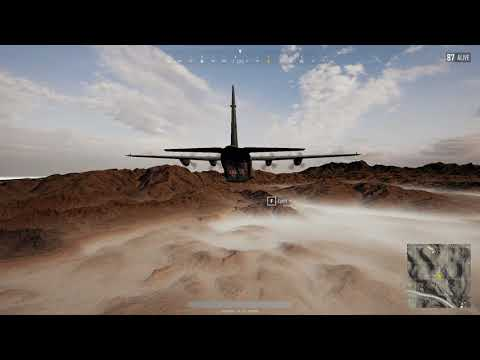 This is your Captain speaking - PLAYERUNKNOWN'S BATTLEGROUNDS