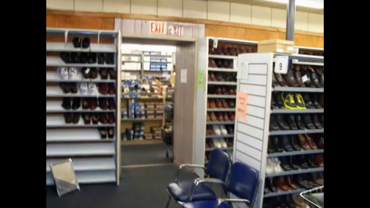 Kansas City Shoe Stores