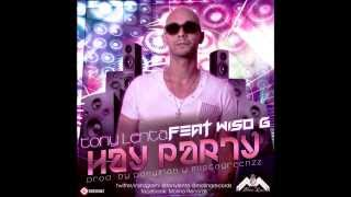 Tony Lenta - Hay Party Ft. Wiso G (Prod. By @Pakyman, @Mistagreenzz y @SosaElCapitan)