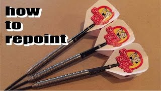 STEEL DARTS REPOINT