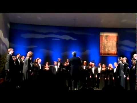 U Maryland Chamber Singers, O schone Nacht (Brahms)