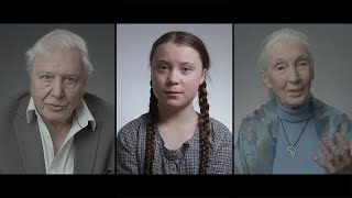 David Attenborough and Greta Thunberg's plea for the planet