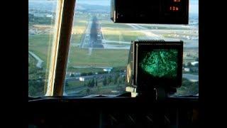C-130 Hércules (Cockpit) Aterragem no Aeroporto de Lisboa