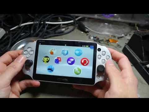 PS Vita Slim 2000 LED Trigger Mod Tutorial PART 1