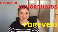 Get Rid Of Hemorrhoids IMMEDIATELY! Best Hemorrhoids Treatment!