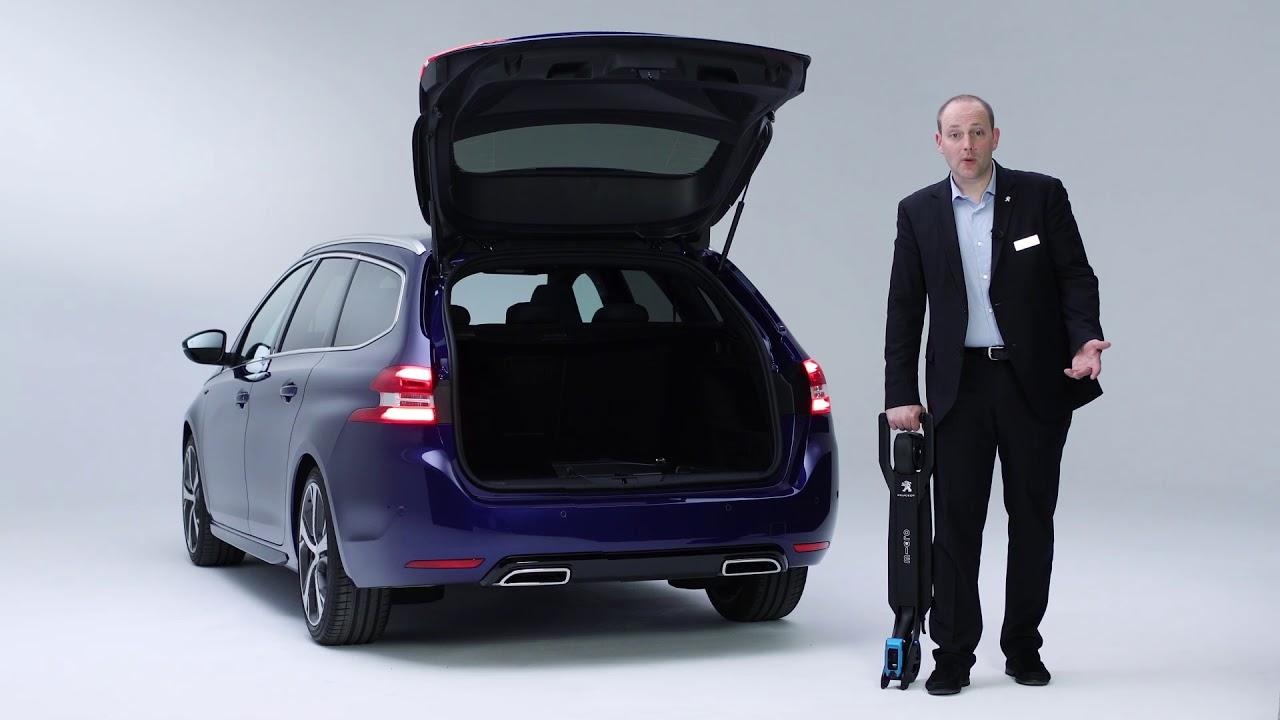 Modularit Nouvelle Peugeot 308 Sw Youtube Connect France