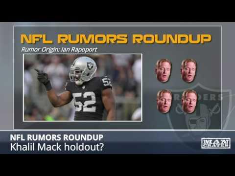 Raiders Rumors: DE Khalil Mack To Skip Mandatory Minicamp