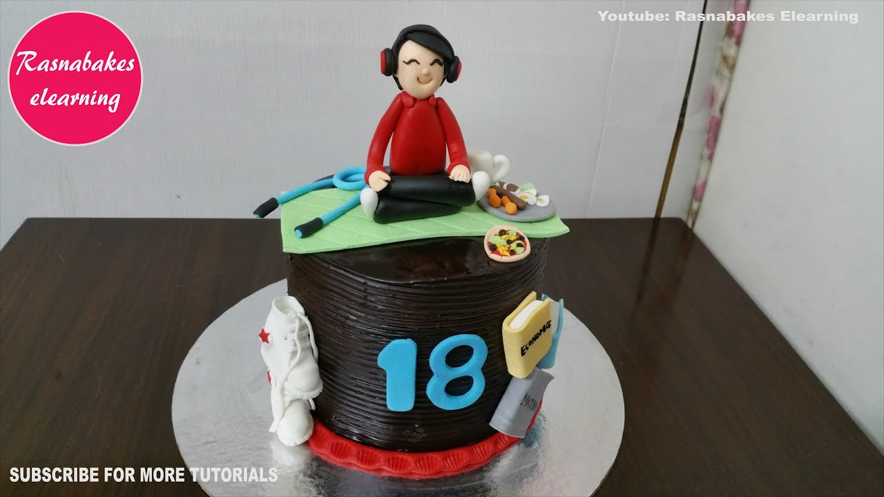 Easy Birthday Cakes For Boys Cake Designs For Birthday Boy Cake For Boy Happy Birthday Or Bday Ideas Youtube