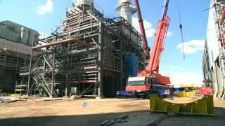 Budowa elektrociepłowni gazowej w Toruniu