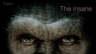 "Panet of the ape 9 ""The insane"" (Official fake trailer)"