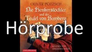 Oliver Pötzsch - Die Henkerstochter und der Teufel von Bamberg