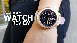 Samsung Galaxy Watch Review - My New Favorite Gadget!