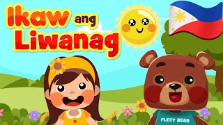 You Are My Sunshine in Filipino | Nursery Rhyme & Awiting Pambata Song