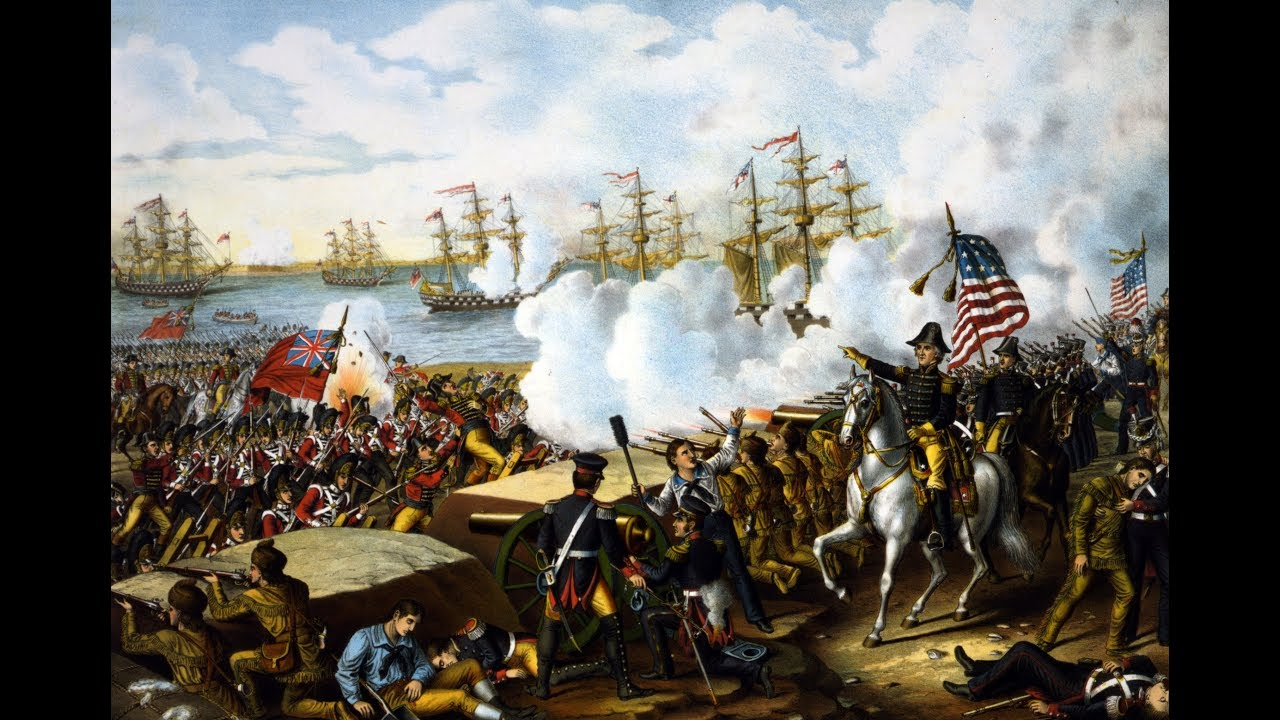 facts about the war between the united states and great britain in 1812 The war of 1812, a war between the united states, great britain, and britain's indian allies, lasted from 1812 to 1815 the us declared war and historians have long.