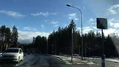 Noljakka - Linnunlahti, Joensuu, Finland 4K