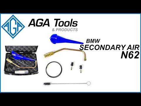 BMW Secondary Air N62