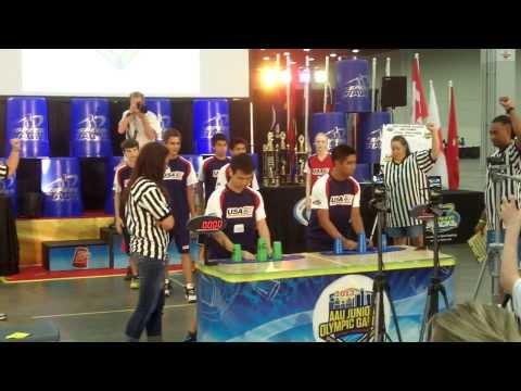 2013 JO State Province semi-final: PA vs NY