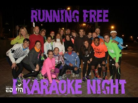 Running Free Karaoke Night