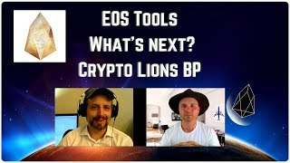 Whats Next For EOS?  -  Crypto Lions Block Producer