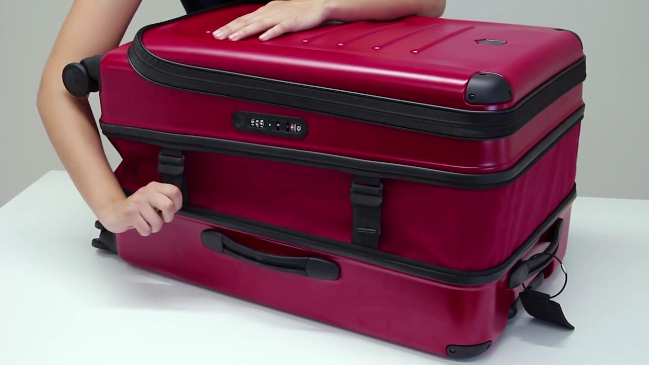 9df4e6ca3 Victorinox Spectra 2.0 Expandable Luggage - on eBags.com - YouTube