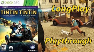 The Adventures of Tintin: The Secret of the Unicorn Game - Longplay (Main Campaign) Walkthrough