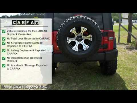 2007 Jeep Wrangler Unlimited - Rick Keffer Dodge Chrysler Jeep - Yulee, FL 32097