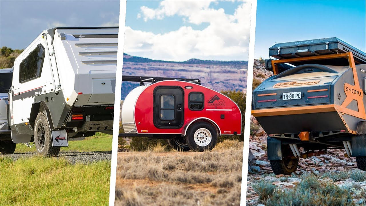 Latest Off Road Camper & Adventure Trailers of 2020