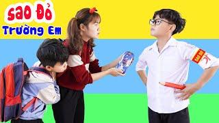Sao Đỏ Trường Em ♥ Min Min TV Minh Khoa