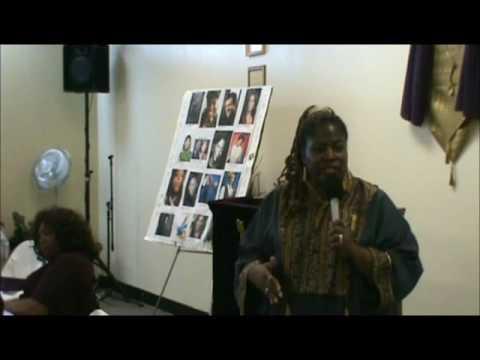 Arise! Women of the Kingdom Conference 2012 - Guest Speaker Evangelist Rita Shannon