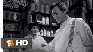 Tiempo de Morir (1965) - Your Father Was Crazy Scene (3/6) | Movieclips