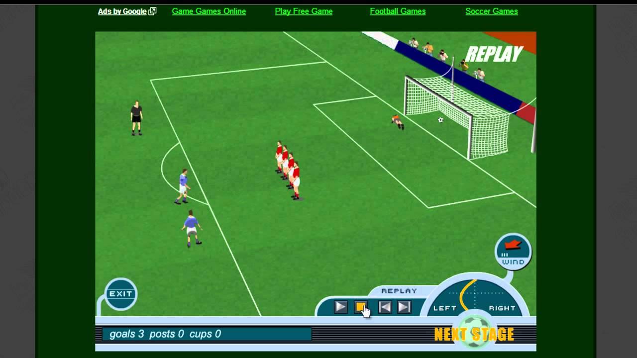 Amazing Goal! Baggio´s Magical kicks juego Flash - YouTube 9026b77c638b1