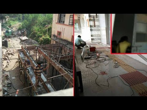 Nagpur college carries out construction during exam hours, stops work after TOI reports matter