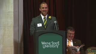 2018 Hall of Fame Inductions / Josh Renel