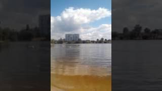 Тельбин 9  сентября - Озеро - Заплыв