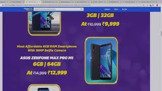 Flipkart & Amazon Festival Offers On Mobiles ll in telugu ll