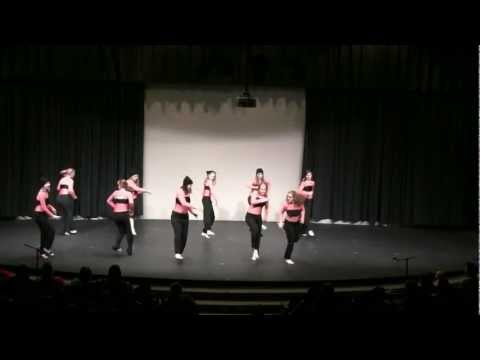 God Is Enough by Lecrae - The Stage Dance Team