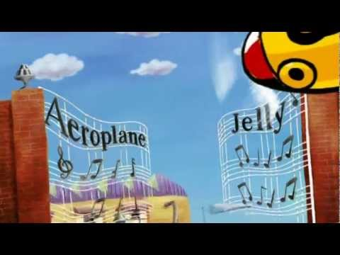 Aeroplane Jelly Quick Set Cinema Advertisement