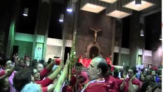 Adoracion del Santisimo de Pentecostes Padre Jose Hoyos  Iglesia San Antonio de Padua