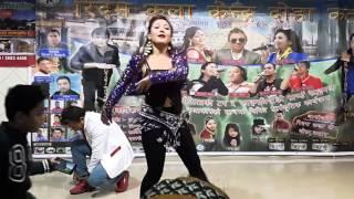 Hot dance by parbati rai with prakash bhatta-qatar