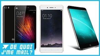 Faut-il craquer pour un smartphone chinois ? DQJMM (1/2)