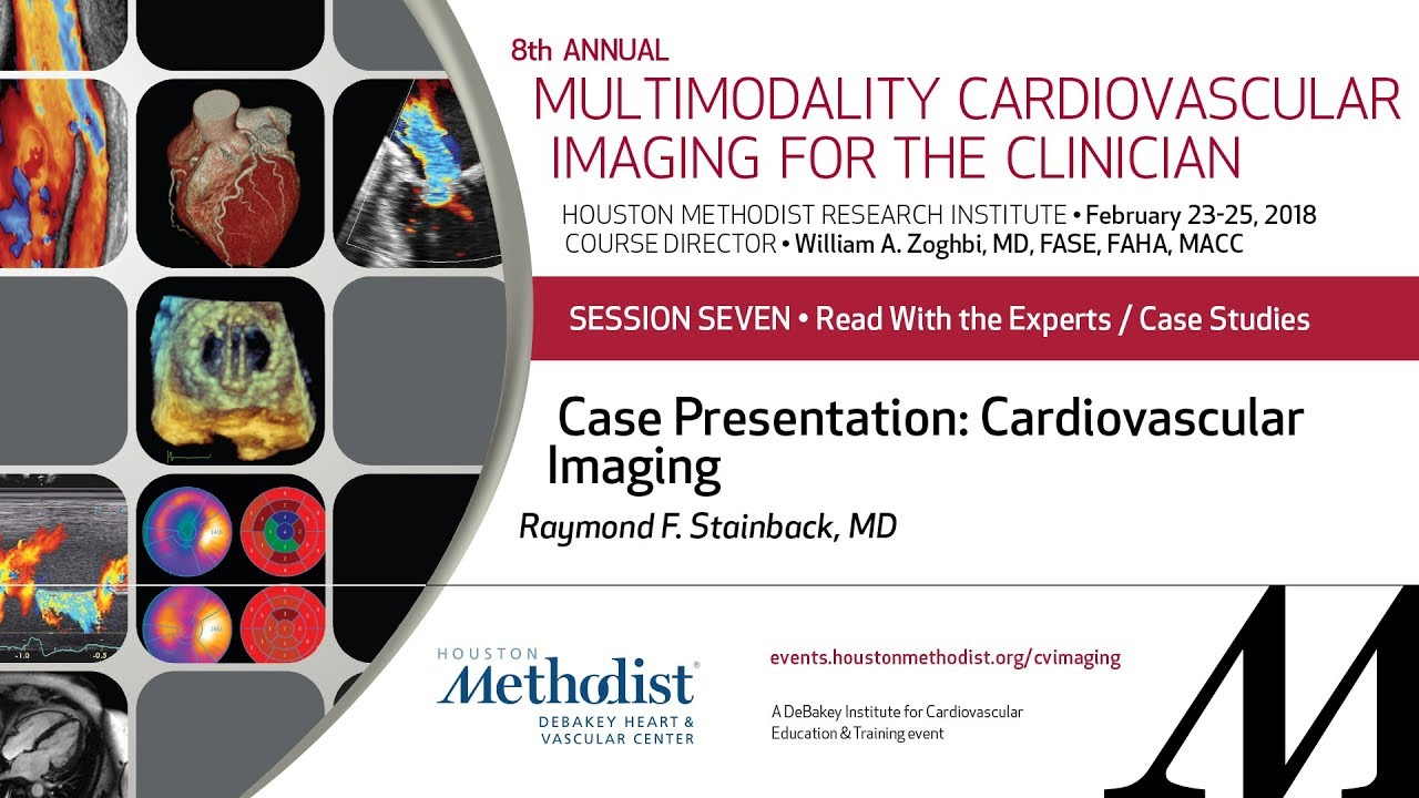 Download Case Presentation: Cardiovascular Imaging (RAYMOND F. STAINBACK, MD)