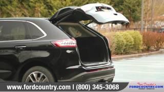 2016 Ford Edge Car Review | What's Next Media thumbnail
