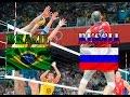 Олимпиада 2012. Финал. Россия - Бразилия. Часть 1. HD
