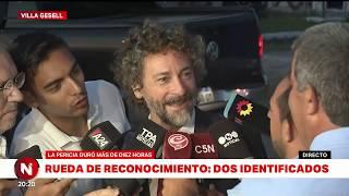 Crimen de Fernando: DOS rugbiers IDENTIFICADOS en la rueda de reconocimiento