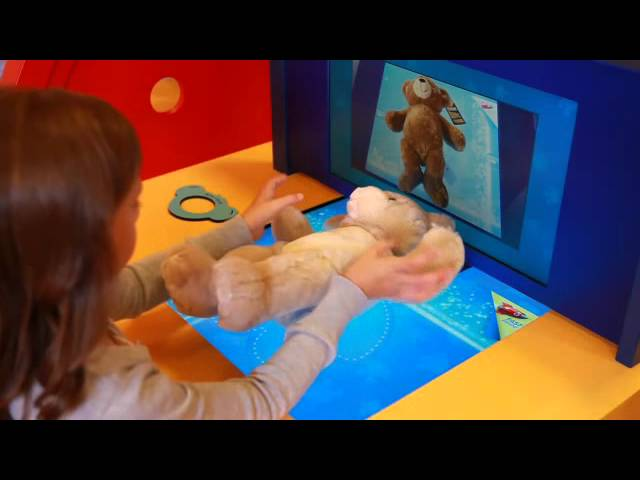 Infusion Worked With Build A Bear Workshop For Their Newly Imagined Store Youtube