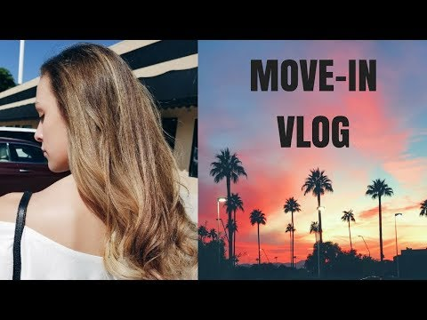 College Move-in Vlog 2017 | Sophomore Year at ASU