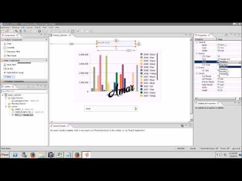 SAP Design Studio sample report