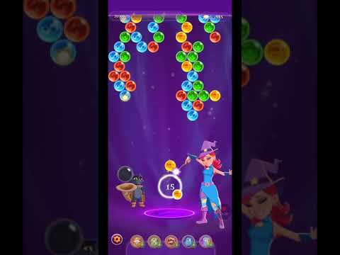 Bubble Witch 3 Saga Level 1303 ~ No Boosters